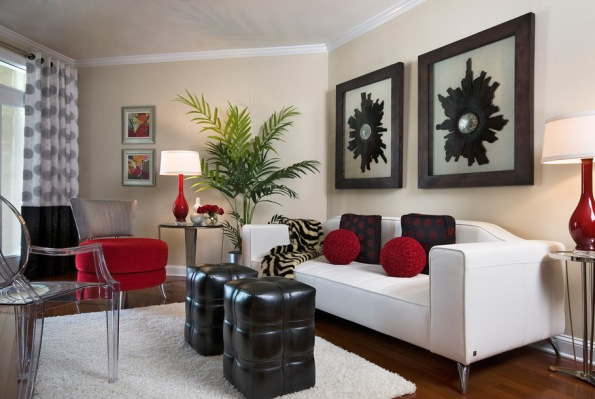 Cool Interior Design for small living room