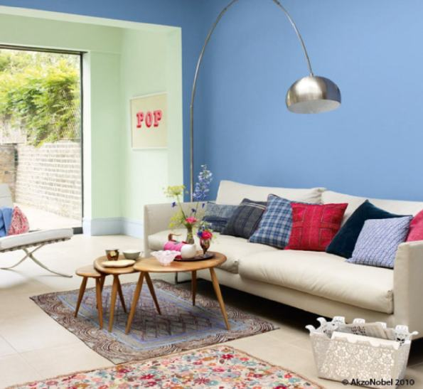 nice living room colors